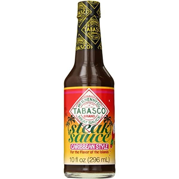 Tabasco® - Steak Sauce Caribbean Style