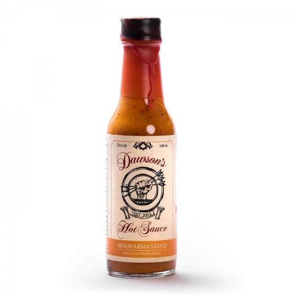 Dawsons Shawarma Hot Sauce