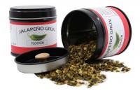 Jalapeno Grün - geschrotet