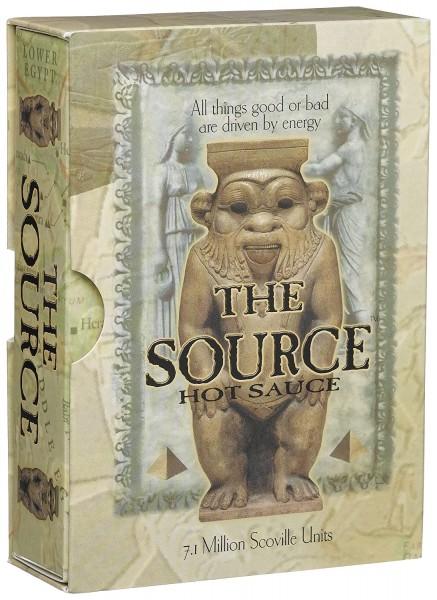 The Source 7.1 Million Scoville
