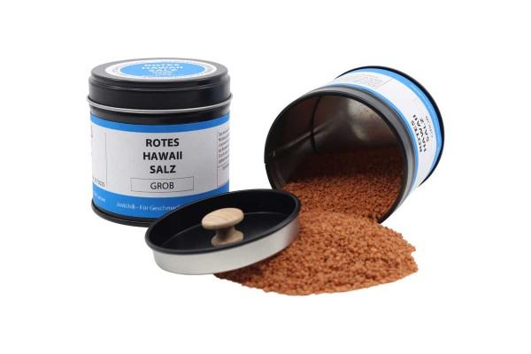 Rotes Hawaii Salz