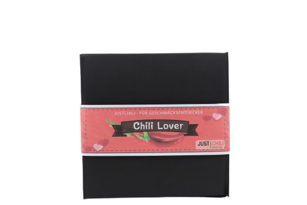 Chili Lover - Geschenkbox