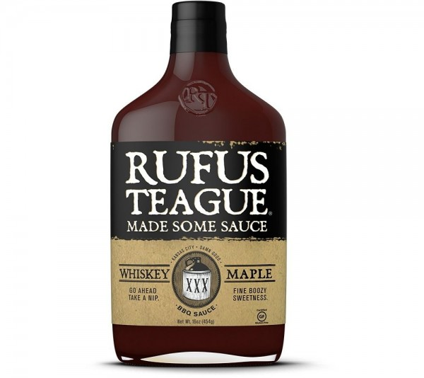 Rufus Teague Whisky Maple BBQ Sauce