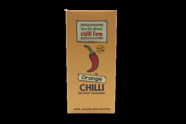 Orange Chili Schokolade