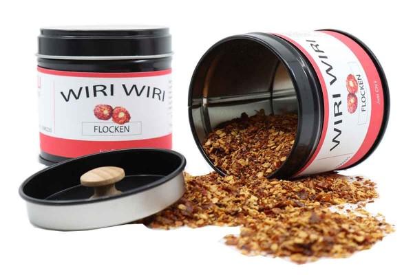 Wiri Wiri - geschrotet