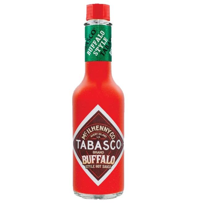 tabasco-buffalo style