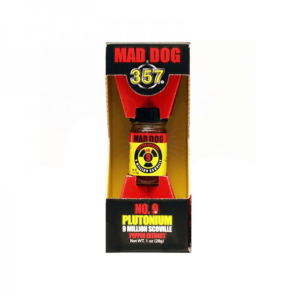Mad Dog 357 Plutonium 9Millionen Scoville