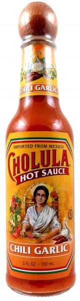Cholula Chili Garlic Hot Sauce