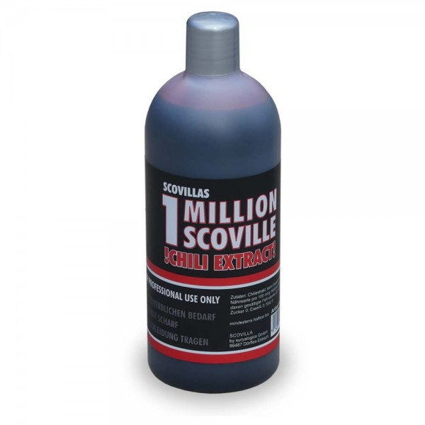 1 Million Scoville Chili Extrakt