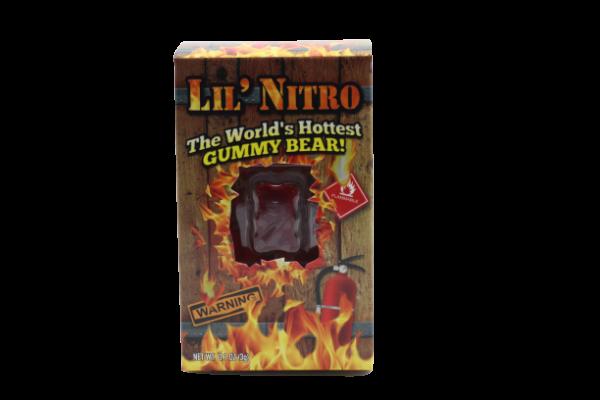Lil Nitro - 9 Millionen Scoville Gummibärchen