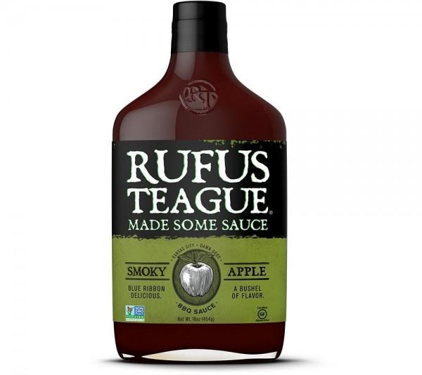 Rufus Teague Smoky Apple BBQ Sauce