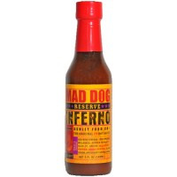 Mad Dog Inferno Ghost Pepper