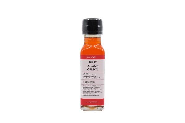 Naga Bhut Jolokia Chili Öl